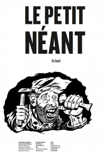 Le Petit Néant Launch - Third Poster
