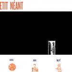 Le Petit Néant Homepage