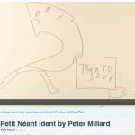 Peter Millard ident on Vimeo